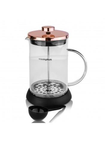 Cookplus Coffee Bean Bronz French Press 800 Ml Karaca