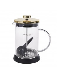 Cookplus Coffee Bean French Press Gold 800 ml Karaca